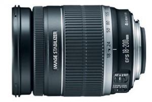 Canon EF-S 18-200