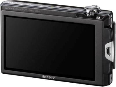Sony Cyber-shot DSC-T500 новинка с поддержкой HD видео