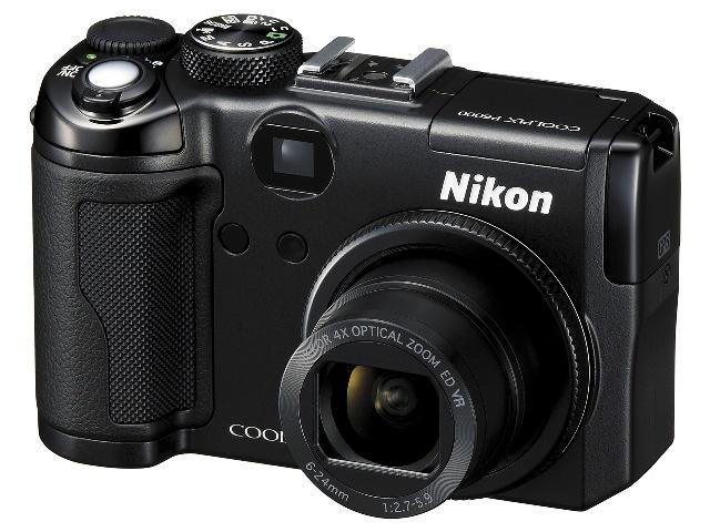 Nikon анонсировал фотокамеру Coolpix P6000 с GPS