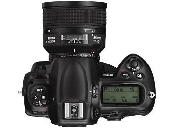 Nikon d3x управление