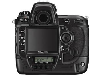 Nikon d3x дисплей