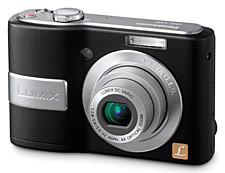 Panasonic Lumix DMC-LS85 - еще одна бюджетная новинка