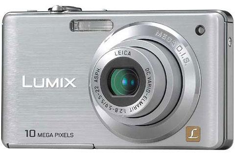 Новые бюджетные фотокамеры от Panasonic - Panasonic DMC-FS7 и DMC- FS6