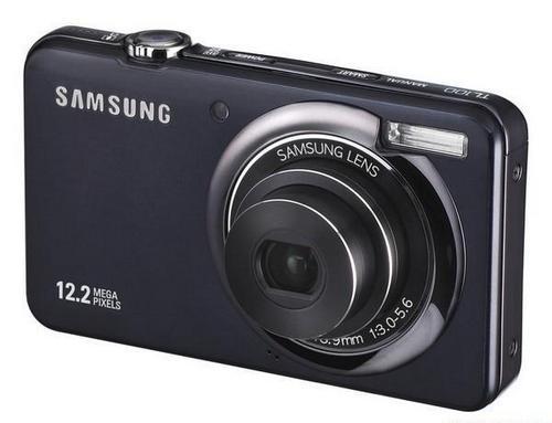 Samsung TL100 - ультратонкий компакт