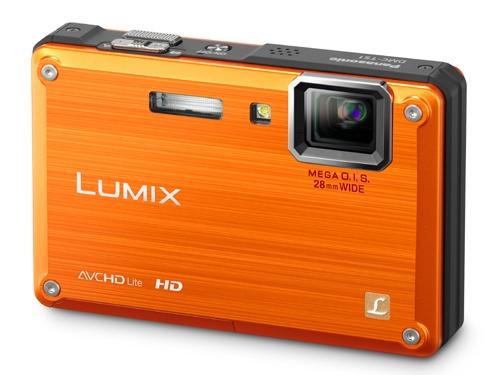 Panasonic DMC-FT1 - фотокамера с высокой защитой от непогоды