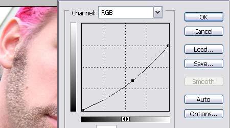 Борода и щетина в фотошоп за 6 шагов