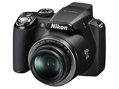 Nikon Coolpix P90: компакт с 24-кратным зумом