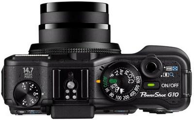 Обзор Canon PowerShot G10