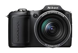 Nikon представил 3 новые бюджетные фотокамеры - Nikon L19, L20 и L100