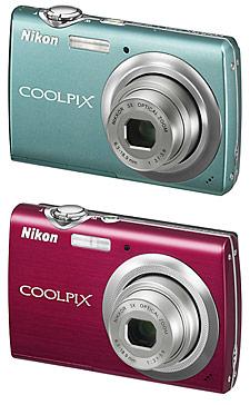 Nikon Coolpix S220 и S230