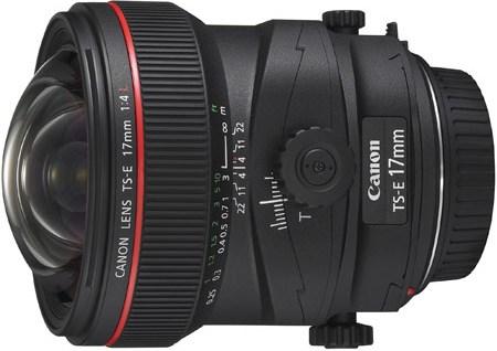 Canon TS-E 17 mm f/4L