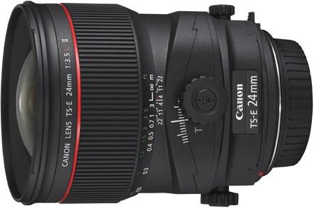 Canon TS-E 24 mm f/3,5L II