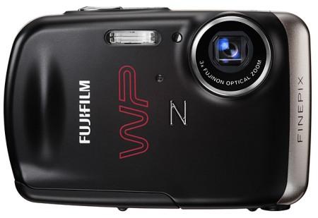 Fujifilm представила FinePix Z33WP с защитой от непогоды