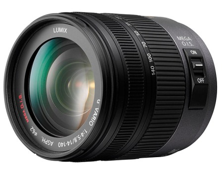 Panasonic Lumix G Vario HD 14-140мм
