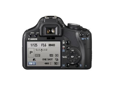 Canon EOS 500D - очередная любительская зеркалка