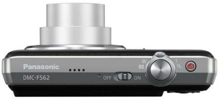 Lumix DMC-FS12, FS62 и FS42 - новые компакты от Panasonic