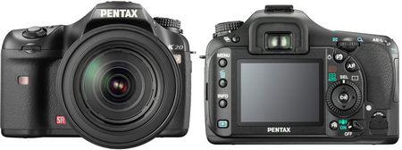 Обзор фотокамеры Pentax K20D
