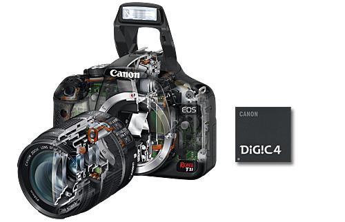 Обзор Canon EOS 500D