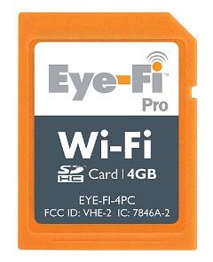Eye-Fi Pro