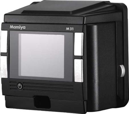 Mamiya M18, M22 и M31 для фотокамеры 645AFDIII