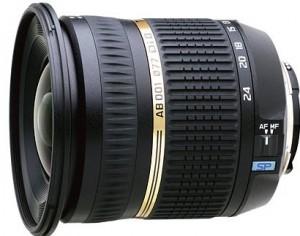 Tamron 10-24mm для Sony и Pentax