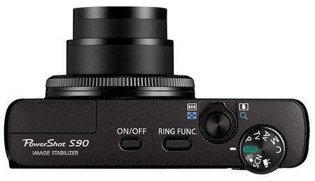 Canon PowerShot S90 IS