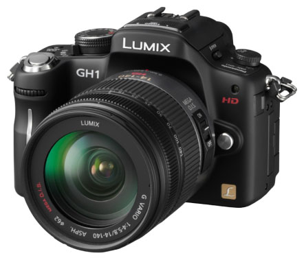 Lumix DMC-GH1