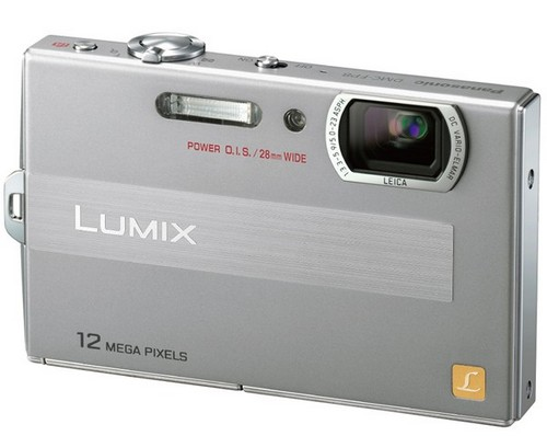 Lumix DMC-FP8
