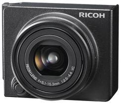 RICOH GXR - фотокамера с новой съемной оптикой