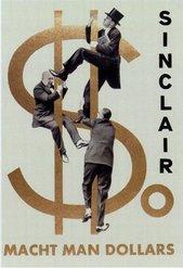 Коллаж Джона Хартфилда. Так делают доллары, 1931 г