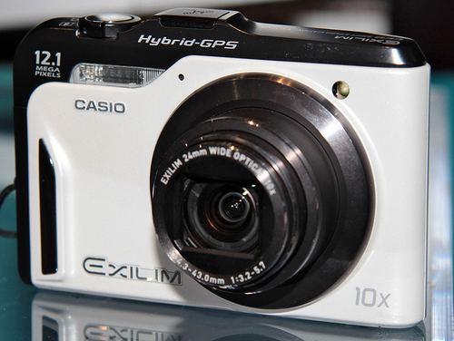 Casio Exilim EX-10HG