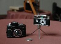 Старинные фотоаппараты