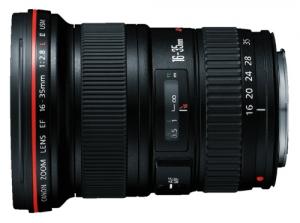 Canon EF 16-35 f/2.8L II USM