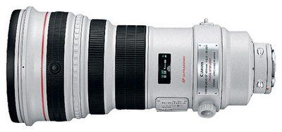 Длиннофокусный объектив Canon EF 400 USM