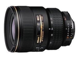 Nikon 17-35 f/2.8D ED-IF AF-S Zoom-Nikkor