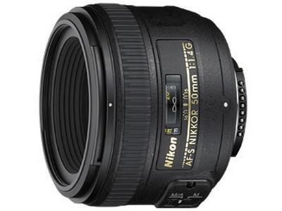 Портретный объектив Nikon AF-S Nikkor 50 мм f/F1,4 G