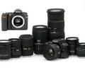 Каталог объективов и фотоаппаратов