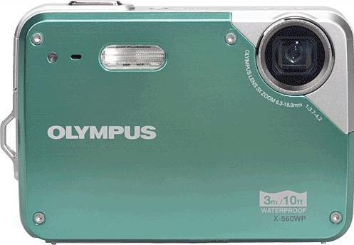 Olympus x-560 WP