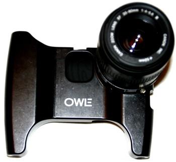 Фотокамера в iPhone со сменными объективами