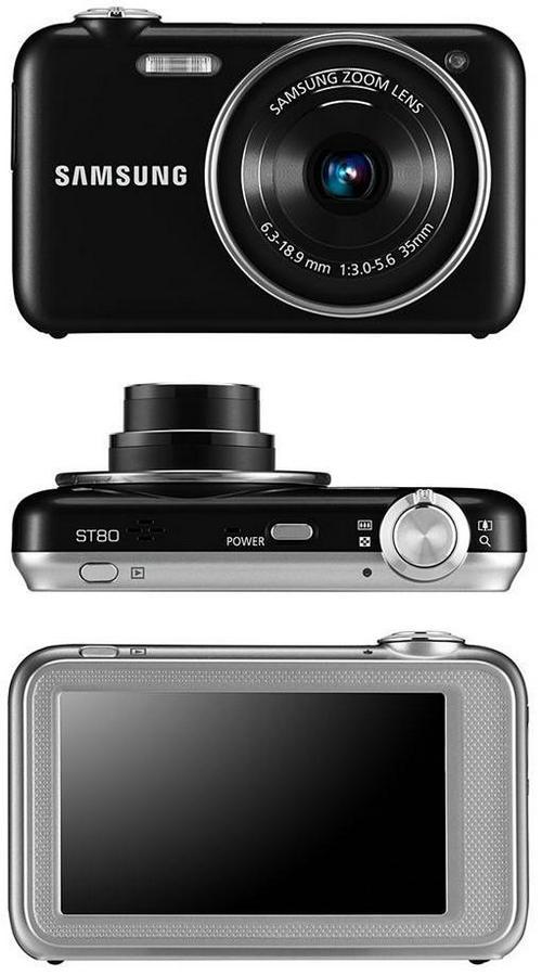 Samsung ST80 Wi-Fi