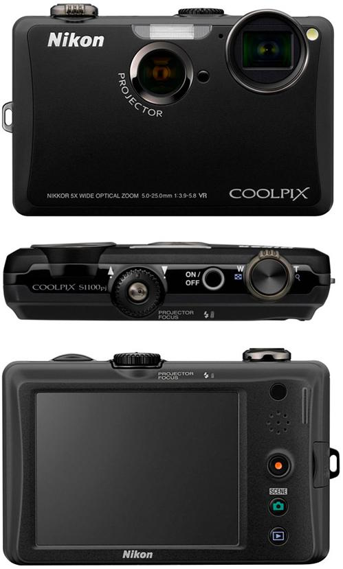 Nikon Coolpix 1100sj