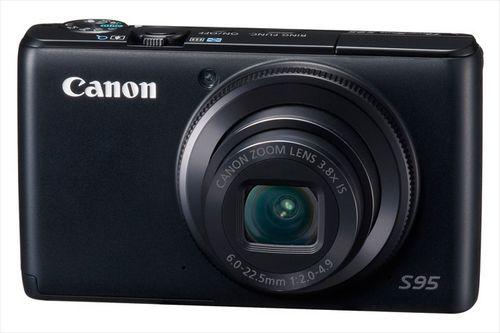 Canon PowerShot S95 IS