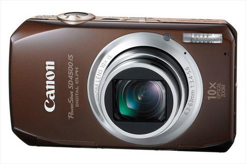 Powershot SD4500 IS
