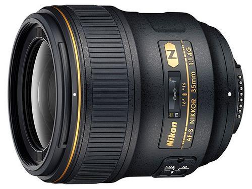 Nikon AF-S NIKKOR 35мм f/1.4G