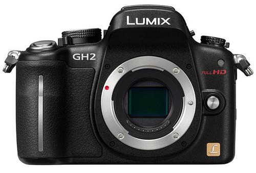 Panasonic rolls out Lumix DMC-GH2
