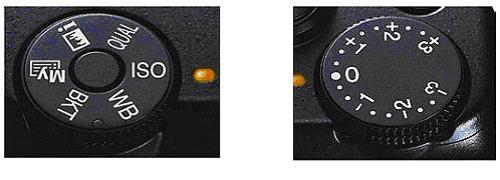 Диски управления Nikon 7000
