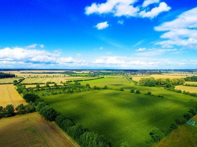 Панорамная аэрофотосъемка