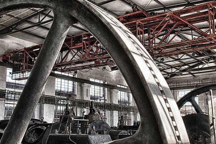 Промышленное фото