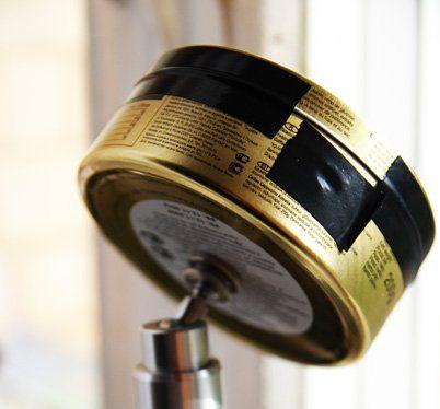 Однозарядная пинхол-камера из банки от леденцов
