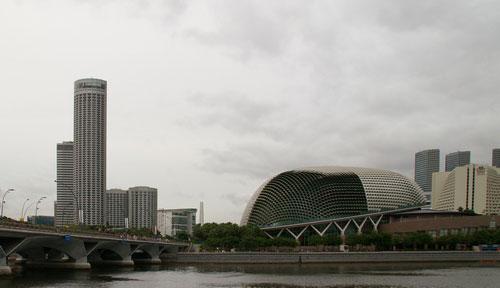 Сингапурская опера